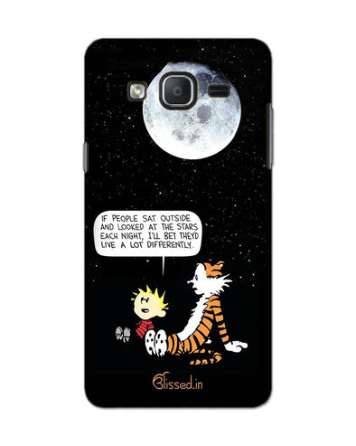 Calvin's Life Wisdom | SAMSUNG ON 5 PRO Phone Case