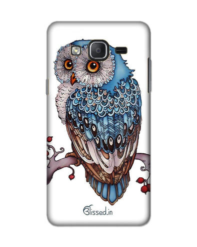 Blue Owl | SAMSUNG ON 5 PRO Phone Case