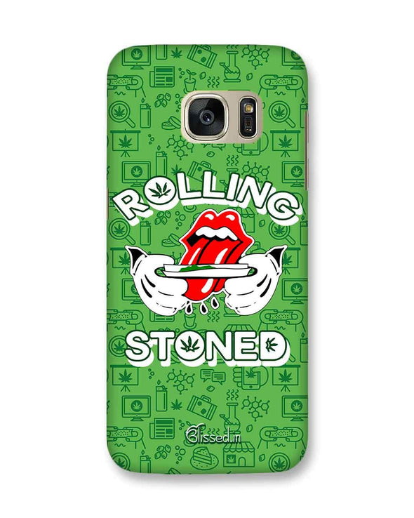 Rolling Stoned | Samsung Galaxy S7 Phone Case