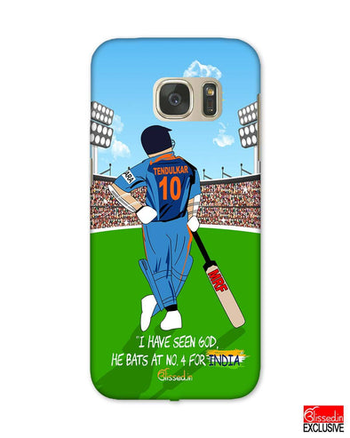 Tribute to Sachin | Samsung Galaxy S7 Phone Case