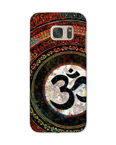 Om Mandala | Samsung Galaxy Note S7 Phone Case