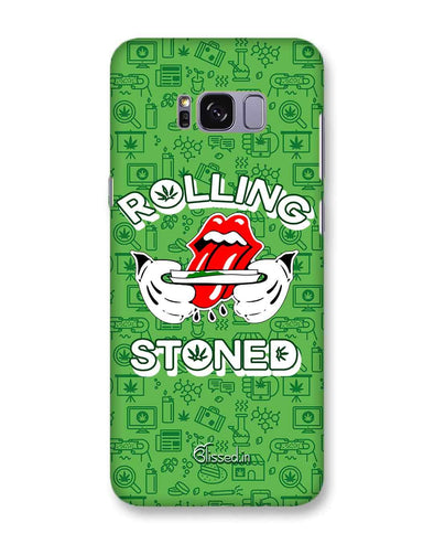 Rolling Stoned | Samsung Galaxy S8 Plus Phone Case
