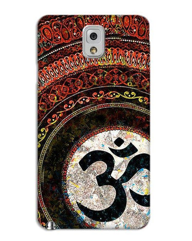 Om Mandala | SAMSUNG NOTE 3 Phone Case