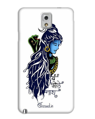 Bum Bhole Nath | SAMSUNG NOTE 3  Phone Case