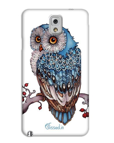 Blue Owl | SAMSUNG NOTE 3 Phone Case