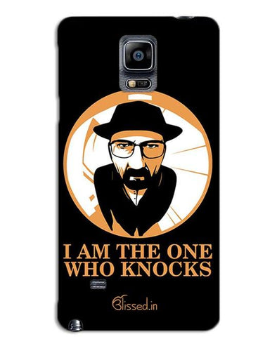 The One Who Knocks | SAMSUNG NOTE 4 Phone Case