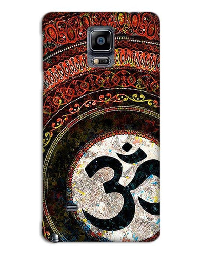 Om Mandala | SAMSUNG NOTE 4 Phone Case