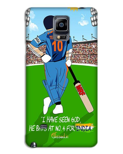 Tribute to Sachin | SAMSUNG NOTE 4 Phone Case