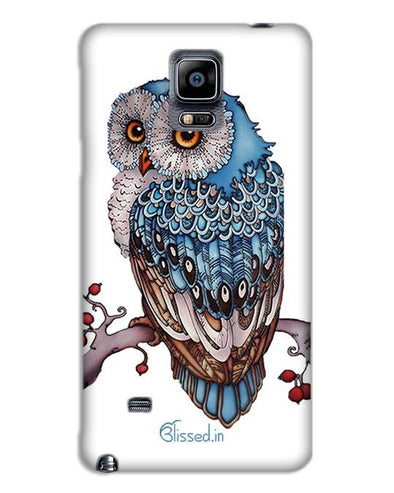 Blue Owl | SAMSUNG NOTE 4 Phone Case