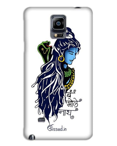 Bum Bhole Nath | SAMSUNG NOTE 4 Phone Case