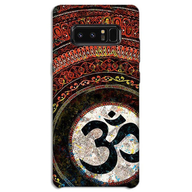 Om Mandala | SAMSUNG NOTE 8 Phone Case