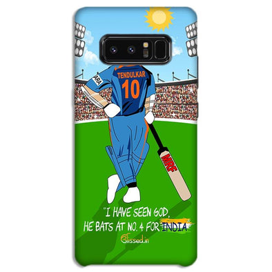 Tribute to Sachin | SAMSUNG NOTE 8 Phone Case