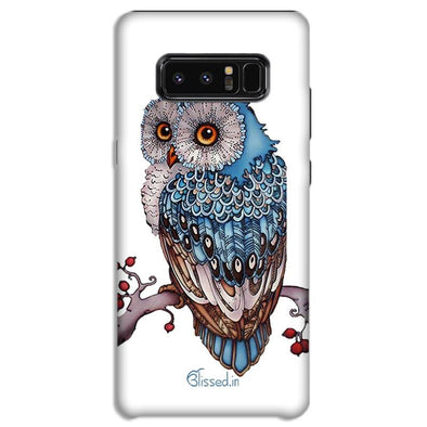 Blue Owl | SAMSUNG NOTE 8 Phone Case
