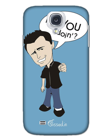 How you doing | SAMSUNG S4 Phone Case