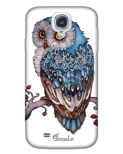 Blue Owl | SAMSUNG S4  Phone Case