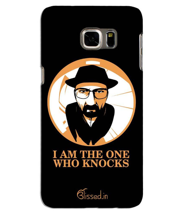 The One Who Knocks | Samsung S6 Edge Plus Phone Case