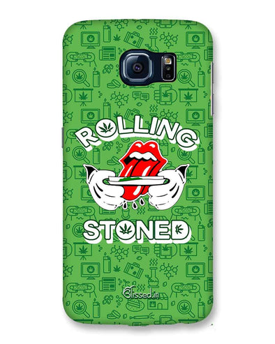 Rolling Stoned | Samsung Galaxy S6  Phone Case