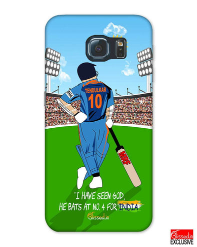 Tribute to Sachin | Samsung Galaxy S6 Phone Case