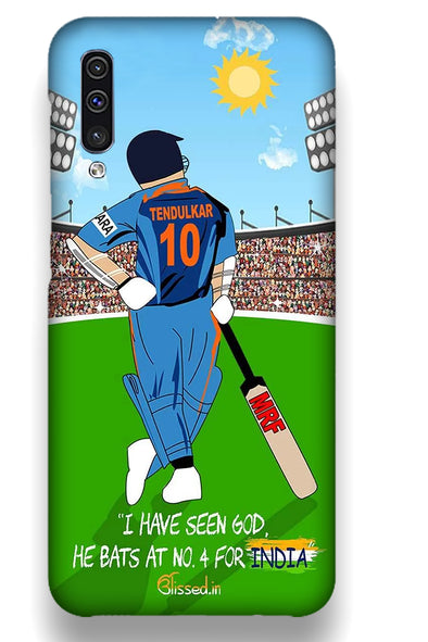 Tribute to Sachin | Samsung Galaxy A50  Phone Case