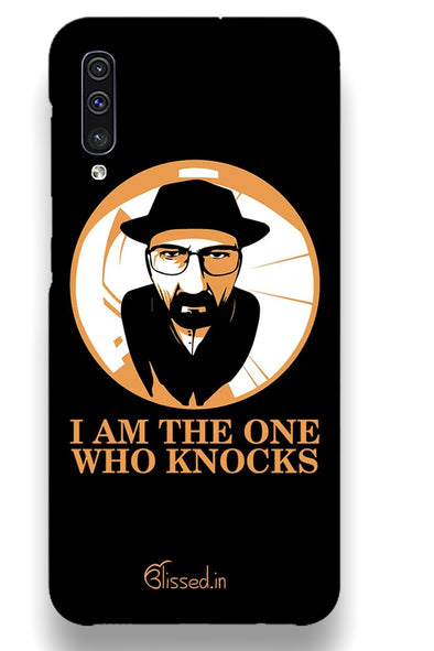 The One Who Knocks | Samsung Galaxy A50 Phone Case