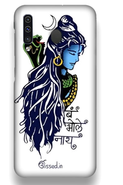 Bum Bhole Nath | Samsung Galaxy A50 Phone Case