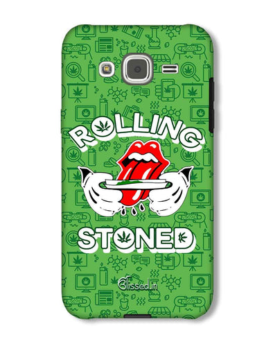 Rolling Stoned | Samsung Galaxy J2  Phone Case