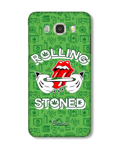 Rolling Stoned | Samsung Galaxy J5 2016  Phone Case