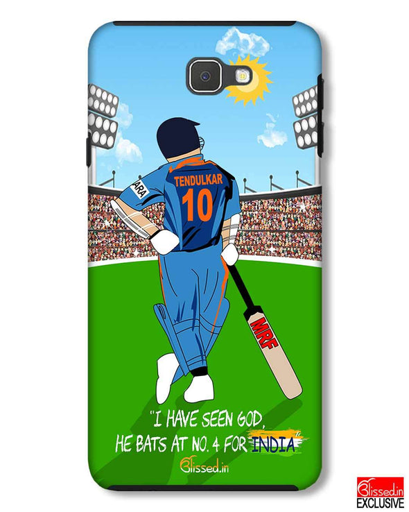 Tribute to Sachin | Samsung Galaxy J7 Prime Phone Case