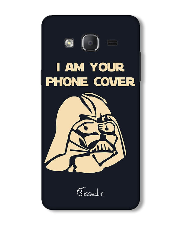 I AM - DARTH VADER |  Samsung On 7 phone cover