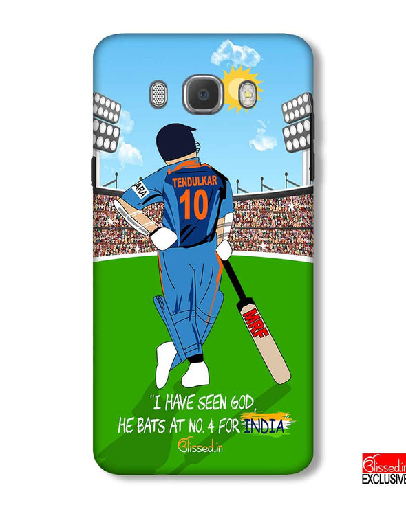 Tribute to Sachin | Samsung Galaxy ON 8 Phone Case