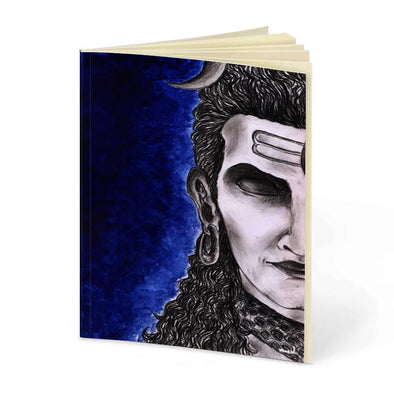 Meditating shiva  | Notebook