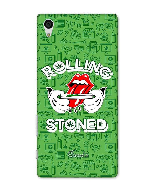 Rolling Stoned | Sony Xperia Z5 Phone Case