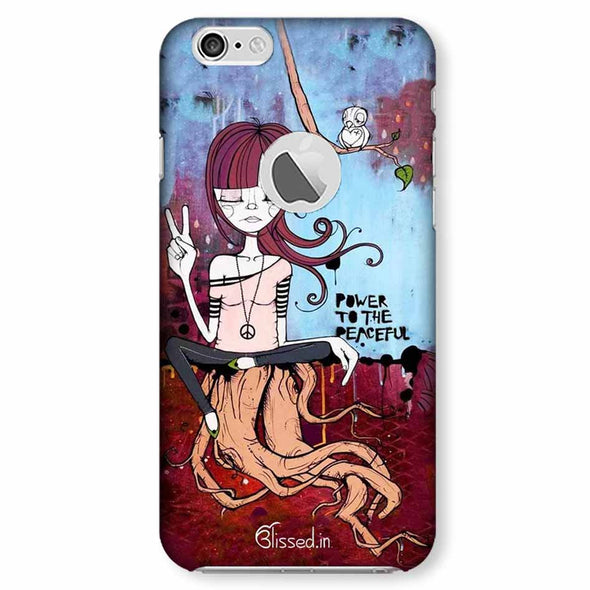 Let Her Go | iphone 6 logo cut Phone Case