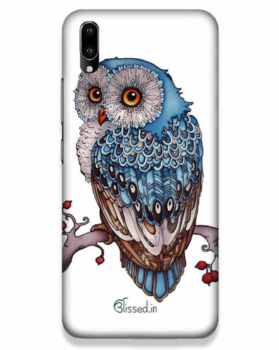 Blue Owl | Vivo V11  Phone Case