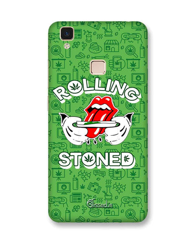 Rolling Stoned | Vivo V3 Max Phone Case