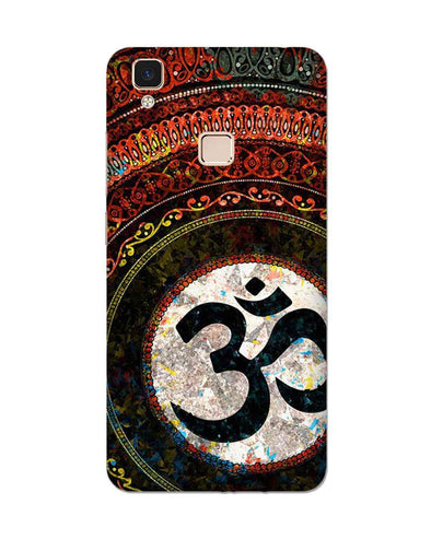 Om Mandala | Vivo V3 Max Phone Case