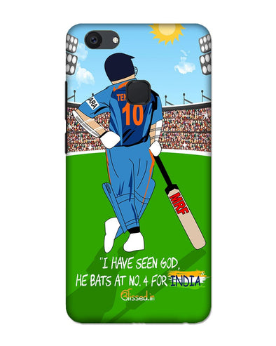 Tribute to Sachin | VIVO V7 PLUS Phone Case