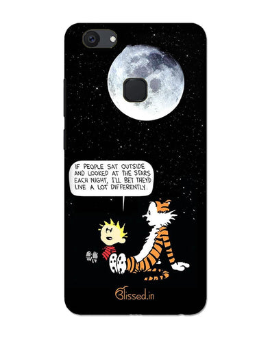 Calvin's Life Wisdom | VIVO V7 PLUS Phone Case