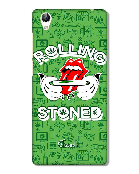 Rolling Stoned | Vivo Y51L Phone Case