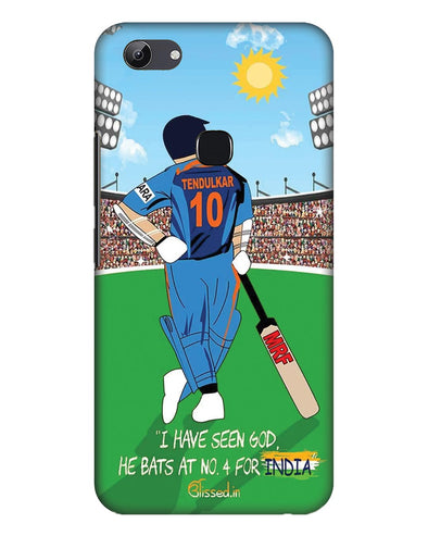 TRIBUTE TO SACHIN |  Vivo Y83 Phone Case