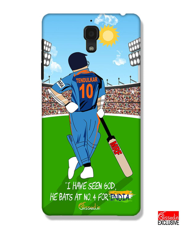 Tribute to Sachin | Xiaomi Mi 4 Phone Case