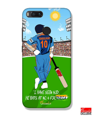 Tribute to Sachin | Xiaomi Mi A1 Phone Case