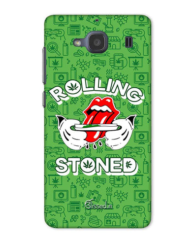 Rolling Stoned | Xiaomi Redmi 2 Phone Case