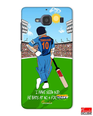 Tribute to Sachin | Xiaomi Redmi 2 Phone Case