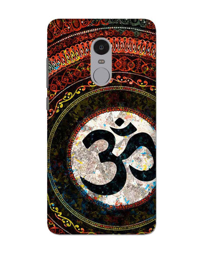 Om Mandala | Xiaomi Redmi Note 4 Phone Case