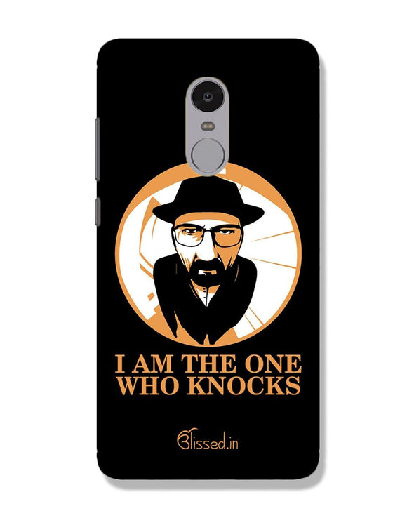 The One Who Knocks | Xiaomi Redmi Note4 Phone Case