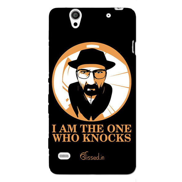 The One Who Knocks | SONY XPERIA C4 Phone Case