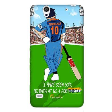Tribute to Sachin | SONY XPERIA C4 Phone Case
