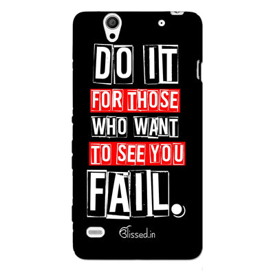 Do It For Those | SONY XPERIA C4 Phone Case