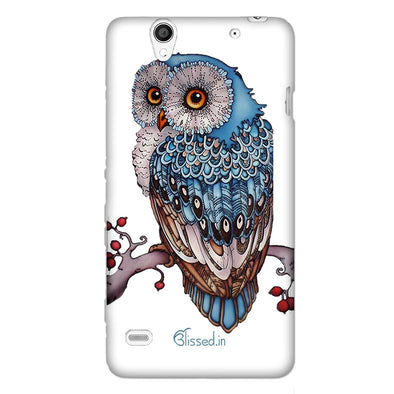 Blue Owl | SONY XPERIA C4 Phone Case